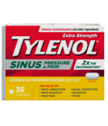 Tylenol Extra Strength Sinus Pressure and Pain Relief