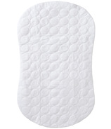HALO Bassinest Mattress Pad White