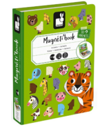 Janod Magnetibook Animals