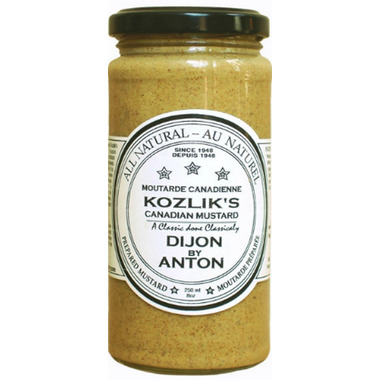 Kozlik\'s Dijon Classique Mustard