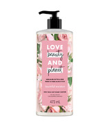 Love Beauty and Planet Murumuru Butter & Rose Bountiful Moisture Body Wash
