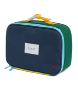 STATE Rodgers Lunch Box Colour Block Green & Navy
