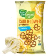 From the Ground up Cauliflower Pretzel Twist Original