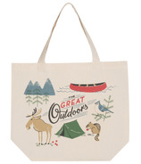 Now Designs The Great Outdoors Tote Bag