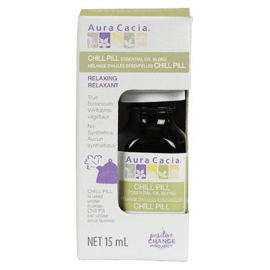 Aura Cacia Chill Pill Essential Oil Blend