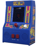 Schylling Ms Pac-Man Retro Arcade Game