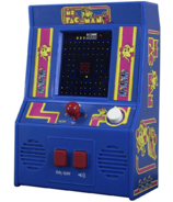 Schylling Ms Pac-Man Retro Arcade Game