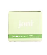 joni Organic Bamboo Liners 24's