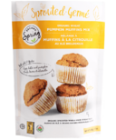Second Spring Organic Sprouted Wheat Pumpkin Muffins Mix