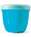 Preserve Mini Food Storage Container Aqua