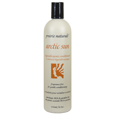 Prairie Naturals Arctic Sun Hypoallergic Conditioner