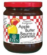 Beurre de pomme à tartiner Eden Organic