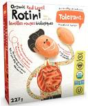 Tolerant Organic Red Lentil Rotini