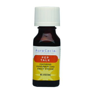 Aura Cacia Pep Talk Essential Oil