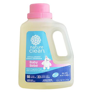 Nature Clean Laundry Liquid Baby