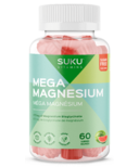 SUKU Vitamins Mega Magnesium Wild Watermelon