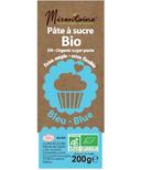 Mirontaine Organic Fondant Sugar Paste Blue