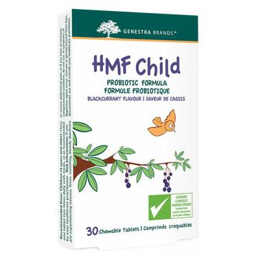 Genestra HMF Child Probiotic Formula Blackcurrant Flavour