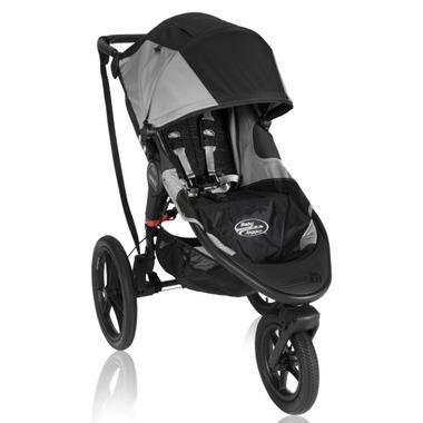 Baby Jogger Summit X3 Single Black & Grey