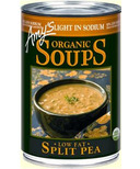 Amy's Organic Split Pea Soup Reduced Sodium