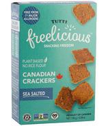 Tutti Freelicious Sea Salted Crackers