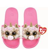 Ty Fashion Fantasia the Unicorn Pool Slides