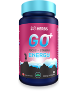 88Herbs Go+ -Smooth Energy Supplement