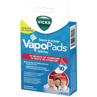 Vicks Vapo Pads Value Pack Original