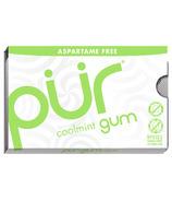 PUR Sugar-Free Gum Coolmint