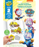 Crayola My First Crayola Paw Patrol Colour & Shape Activity Book