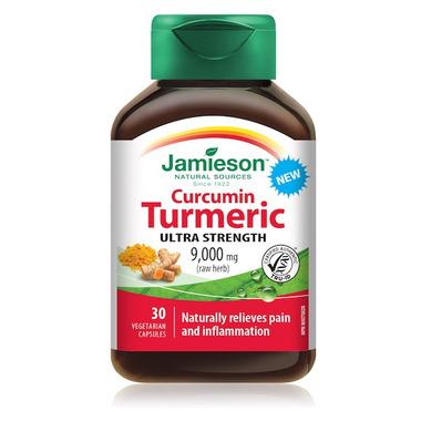 Jamieson Curcumin Turmeric Ultra Strength