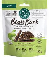 Remix Snacks Bean Bark Apple