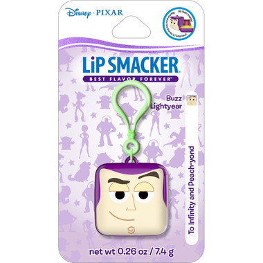 Lip Smacker Pixar Cube Balm Buzz Lightyear (To Infinity and Peach-yond)