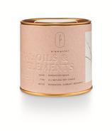 ILLUME Natural Tin Candle Rosewood Cassis