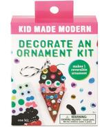 Kid Made Modern Decorate an Ornament Kit Ice Cream