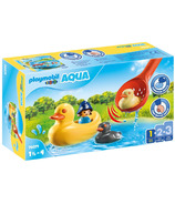 Playmobil 1.2.3 Aqua Duck Family