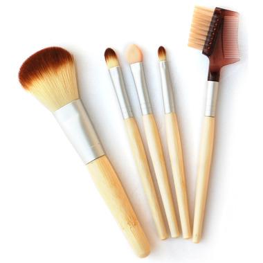 Basicare Bamboo Brush Kit