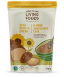 hOMe Grown Living Keto U-Bake Buns & Bread Mix Sunflower Chia