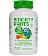 SmartyPants Complete pour enfants avec fibres