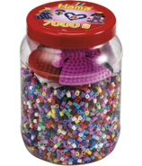 Hama 7000 Beads & Peg Boards Assorted Colour