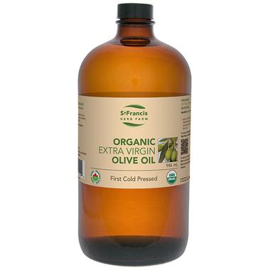 St. Francis Herb Farm Organic Olive Oil