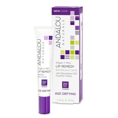 ANDALOU naturals Age Defying Argan + Mint Lip Remedy