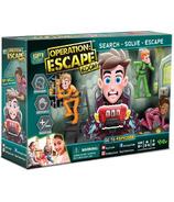 Spy Code Operation: Escape Room Board Game