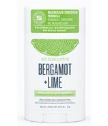 Schmidt's Deodorant Bergamot & Lime Deodorant
