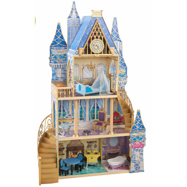 KidKraft Disney Princess Cinderella Royal Dream Dollhouse