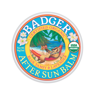 Badger After Sun Balm Blue Tansy & Lavender