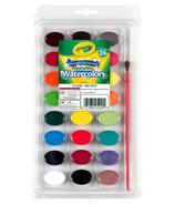 Crayola aquarelles lavables