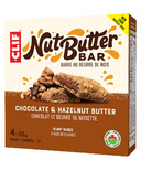 Clif Bar Nut Butter Filled Energy Bars Pack Chocolate and Hazelnut Butter