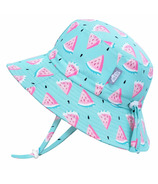 Jan & Jul Watermelon Aqua Dry Bucket Hat