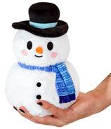 Squishable Mini Cute Snowman